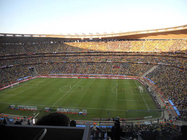 World's Biggest Stadiums
