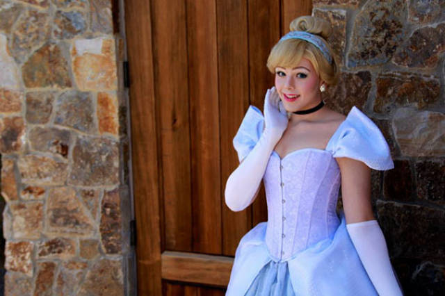 Would You Believe Me If I Told You That This Disney Princess Is A Guy?
