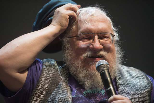 "Interesting Quotes of George R.R. Martin About ""A Song Of Ice And Fire"""