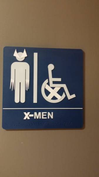 The Most Original And Amusing Bathroom Signs Ever