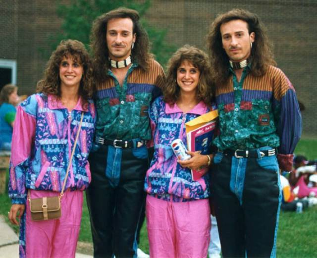 90s Were An Epic Era Of Bad Fashion Trends