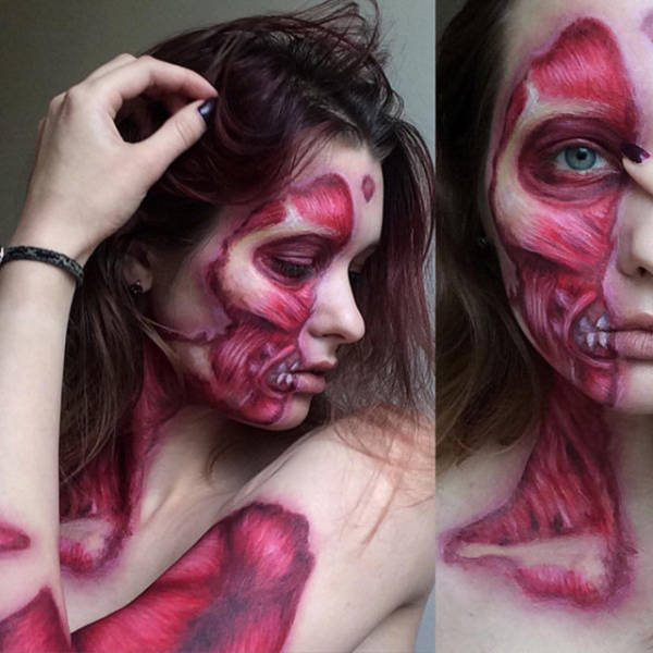 Another Young Makeup Artist With Mad Skills