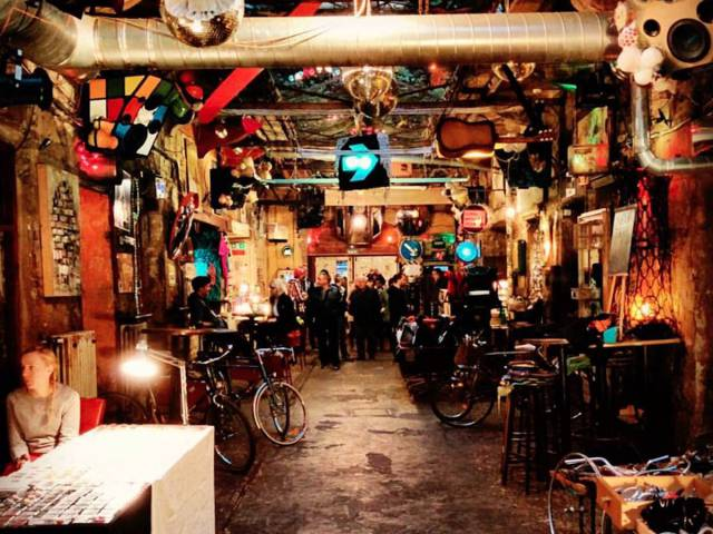 """Lonely Planet Unveils """"Bars To Blow Your Mind"""""""