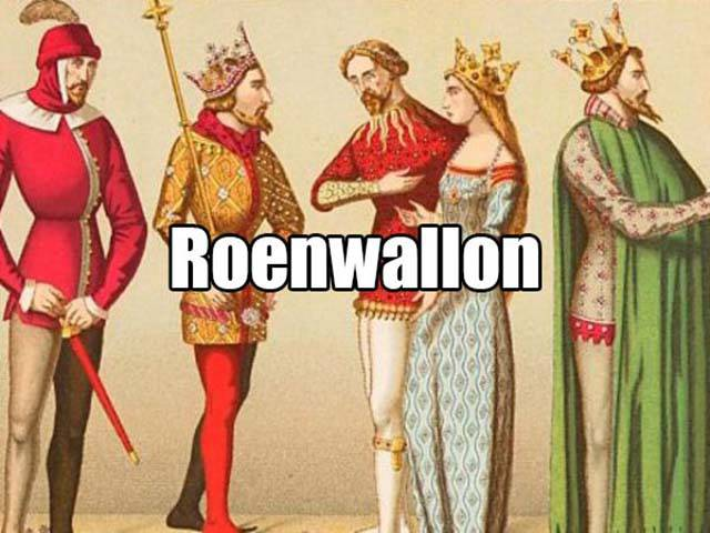 There Were Some Really Weird Names During The Middle Ages
