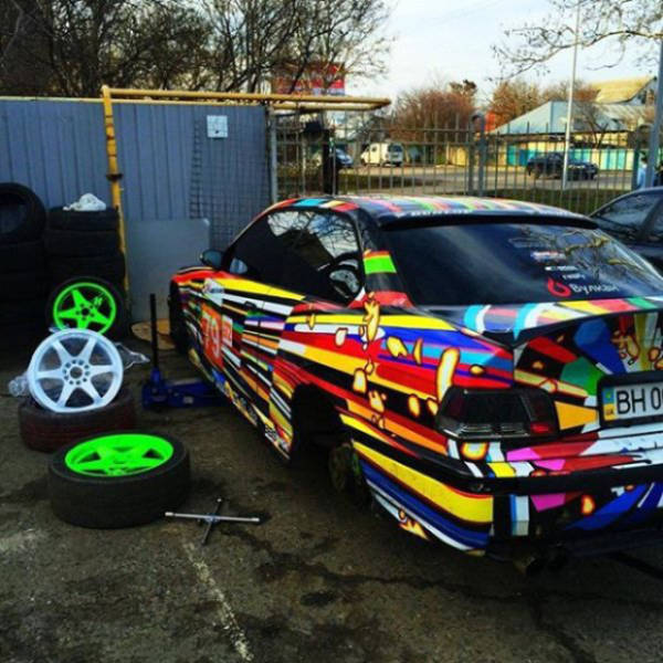 Weirdly Customized Cars
