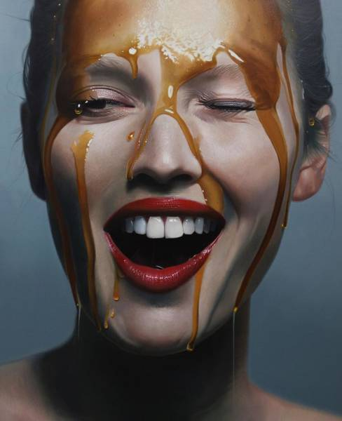 Exquisite Hyper Realistic Paintings That Look Like Photographs