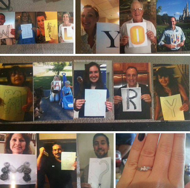 Incredibly Creative Marriage Proposals That Are Impossible To Refuse