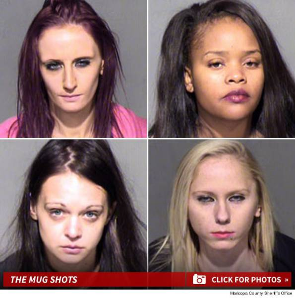 Mugshots Of American Prostitutes