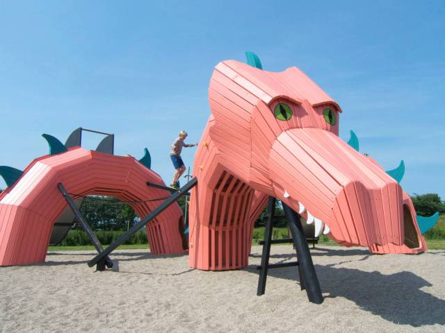 Some Of The Best Playgrounds Ever Created