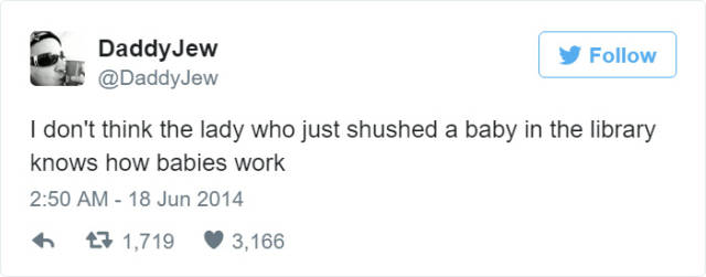 These Funny Tweets About Babies Will Make Your Day