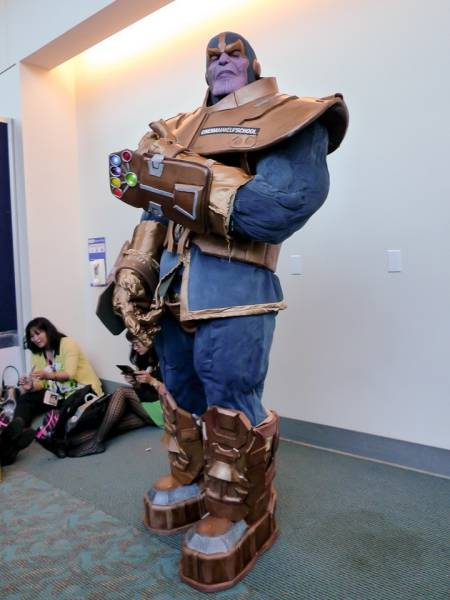 People That Make Cosplay Look Badass