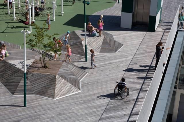 School In Copenhagen That Won Prestigious Architecture Award