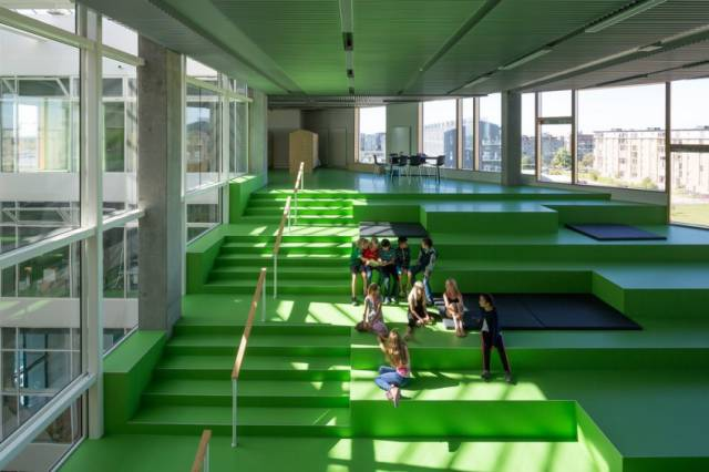 School In Copenhagen That Won Prestigious Architecture Award