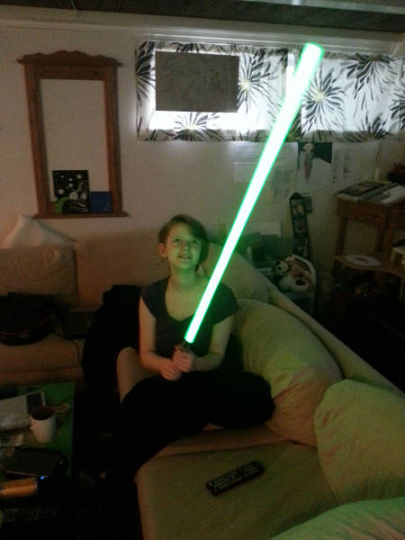 Easy Guide To Make Your Own Lightsaber At Home