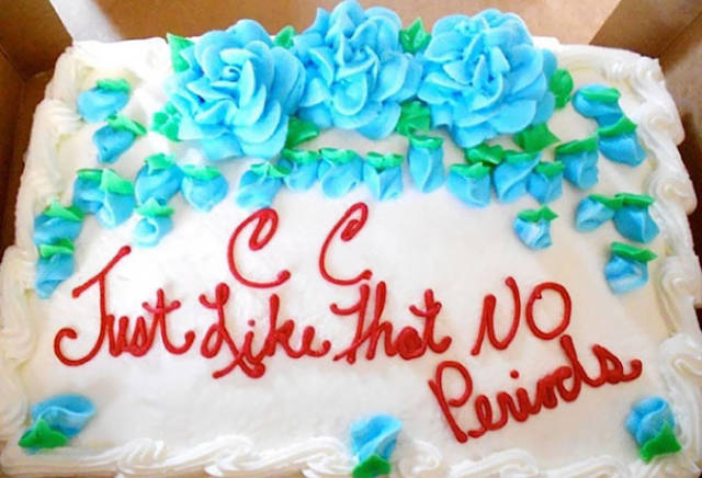 Epic Cake Fails Happen When People Who Make Them Follow Instructions Too Literally