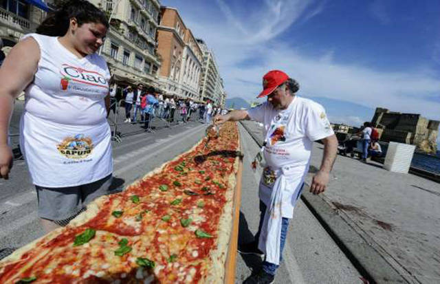 The Biggest Guinness World Record-Breaking Foods