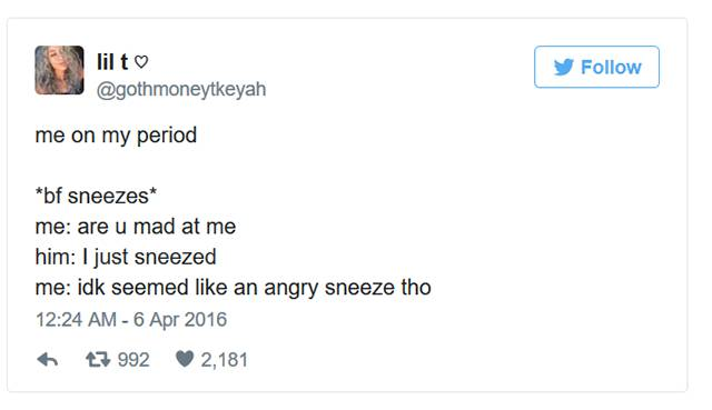 Everything You Need To Know About A Period Is Explained With These Funny Jokes