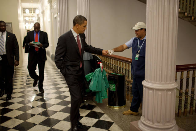 During 8 Years Of Obama's Presidency His Photographer Took 2 Million Pictures Of Him
