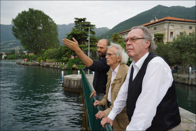 """The Floating Piers"" Will Be Installed On Lake Iseo In Italy"