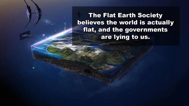 You Won't Believe But These Insane Conspiracy Theories Do Have Believers