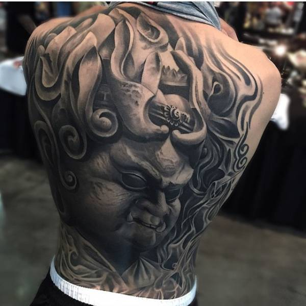 Amazing Tattoo Art For The Biggest Enjoyment Of All Ink Addicts Out There