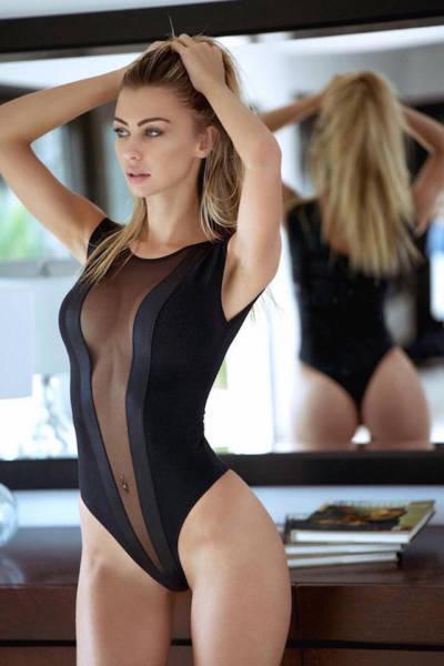 Mesh Clothing Is Simply Mesmerizing