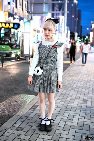 Odd But Fascinating Japanese Street Fashion
