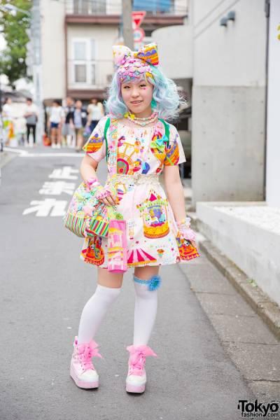 Odd But Fascinating Japanese Street Fashion