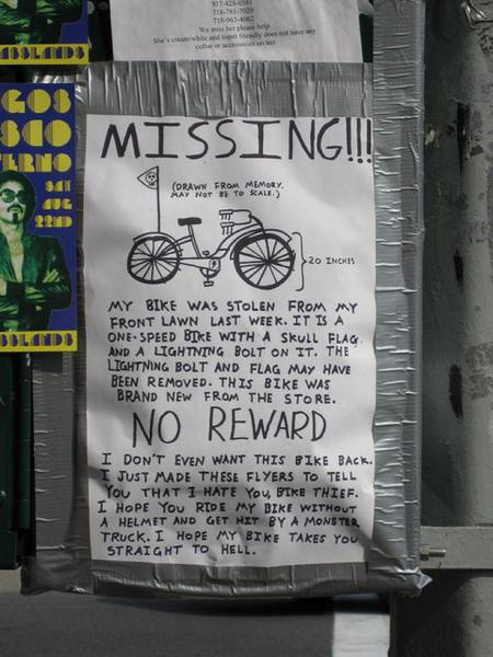 Some Of The Funniest But Useless Flyers Ever Made