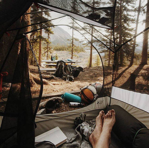 These Photos Will Make You Wanna Take Your Backpack And Go For Outdoor Adventures