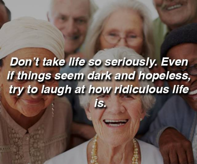 This Is Why We Should Listen To Older People