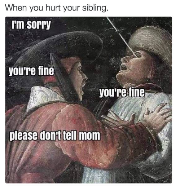 Some Of The Best Advantages Of Having A Sibling