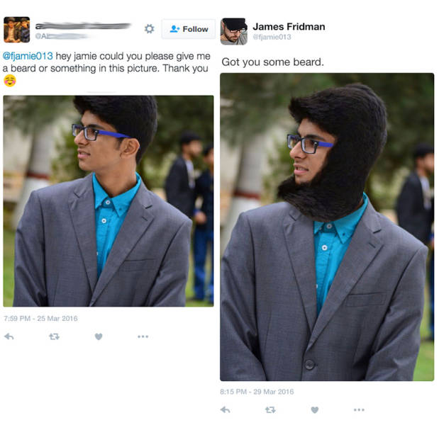 This Photoshop Master Knows How To Troll His Victims