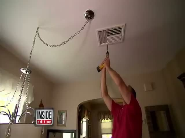 Air Vent Repairmen Charge Big Bucks For Doing Practically Nothing