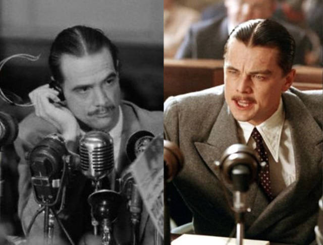 Actors Who Looked Exactly Like The Real Life Characters They Played In Biographical Movies