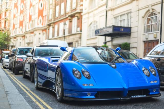 Supercars Are A Thing Of Beauty