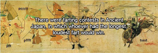 These Interesting Fart Facts Will Blow Your Pants Off