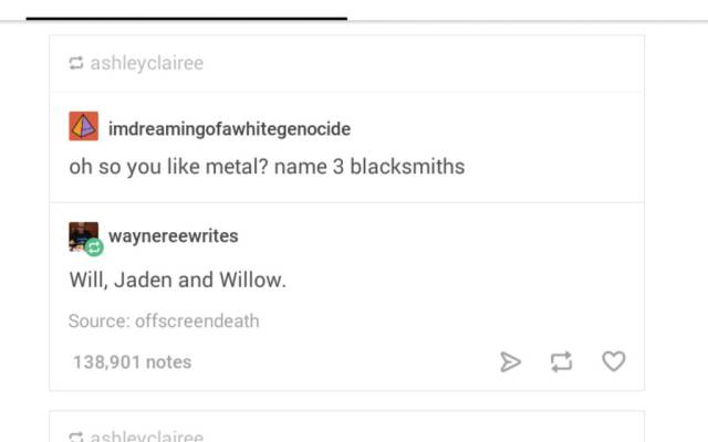 Tumblr Posts That Are WTF And Funny At The Same Time