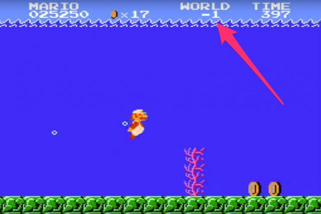 Cool Hack To Unlock The Secret Levels Of Mario Bros