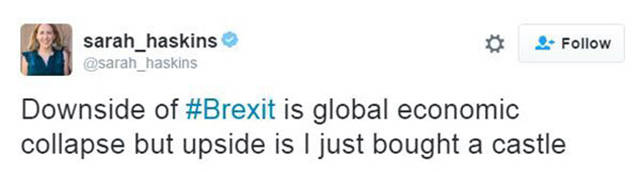 Funny Messages Flooded Twitter After Britain Decided To Leave The EU