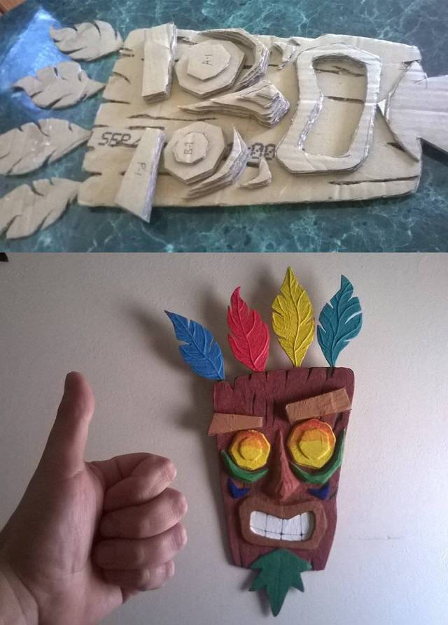People Manage To Do Some Amazing DIY Gamer Projects