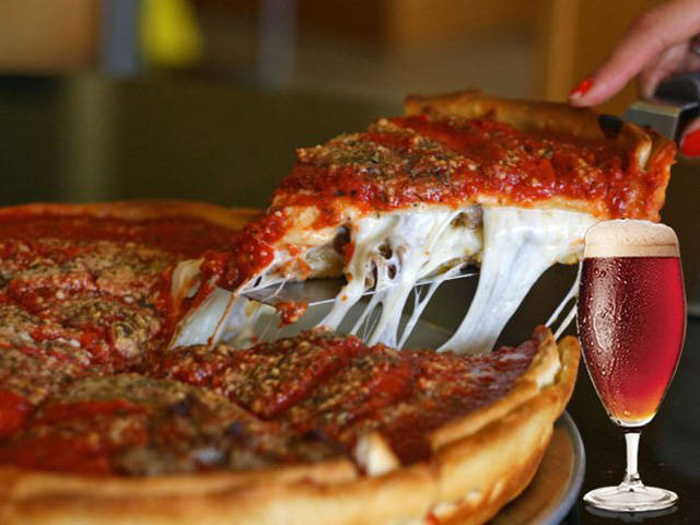 The Best Pairings Of Pizza And Beer For You To Try Out