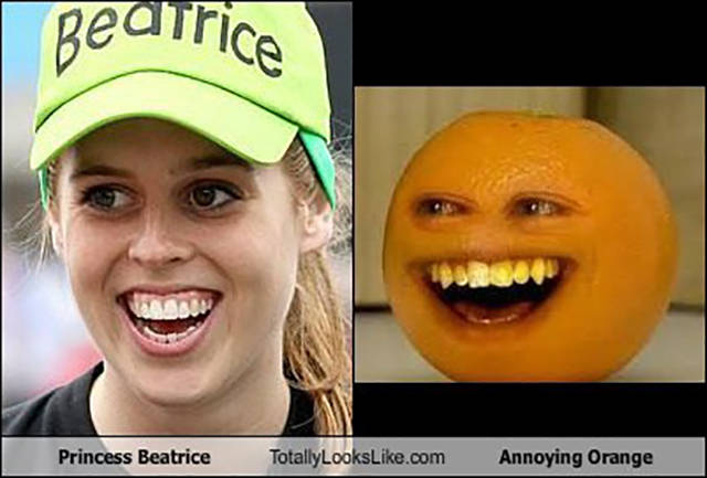 Things, People, Cartoons That Look Hilariously Alike