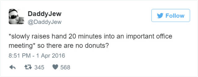 Funny Tweets About Work That Will Crack You Up