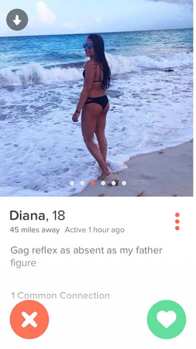 Girls On Tinder Are Way Too Forward…