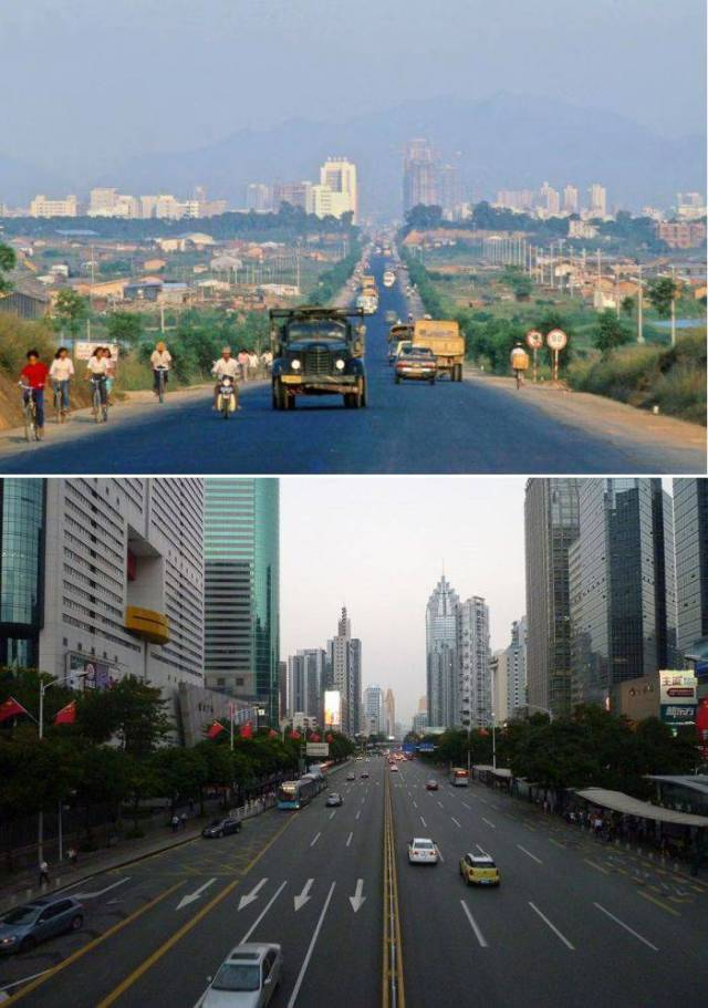 How World's Most Famous Cities Have Changed Over The Decades