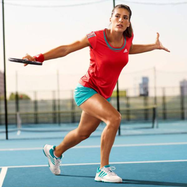Hottest female tennis players