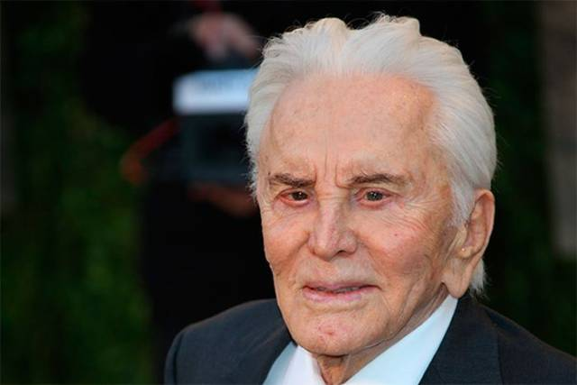 99-Year-Old Kirk Douglas Is One Of The Last Living Actors ...