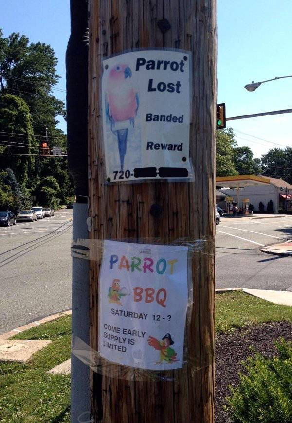 Funny Yard Signs That Are Impossible Not To Notice
