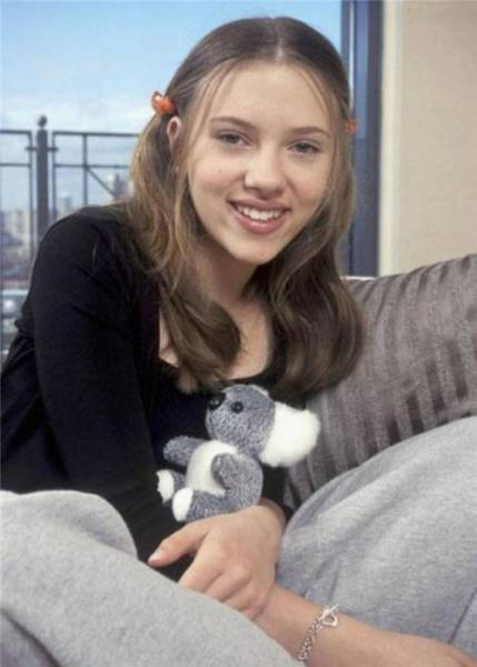 How Scarlett Johansson Has Changed Through The Years